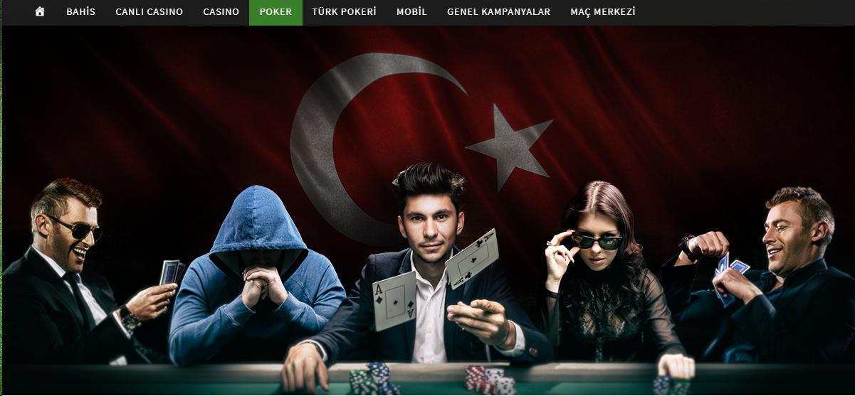 Limitsiz Poker Masaları